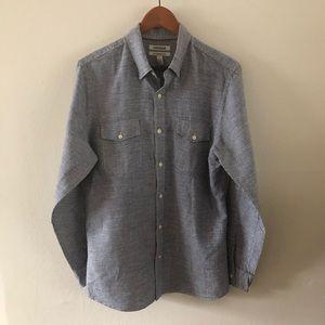 GOODTHREADS | Gingham Button Down Shirt